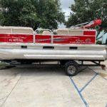 pontoon boat repower