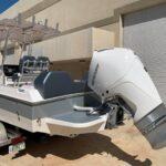 scarab 26 repower with mercury marine
