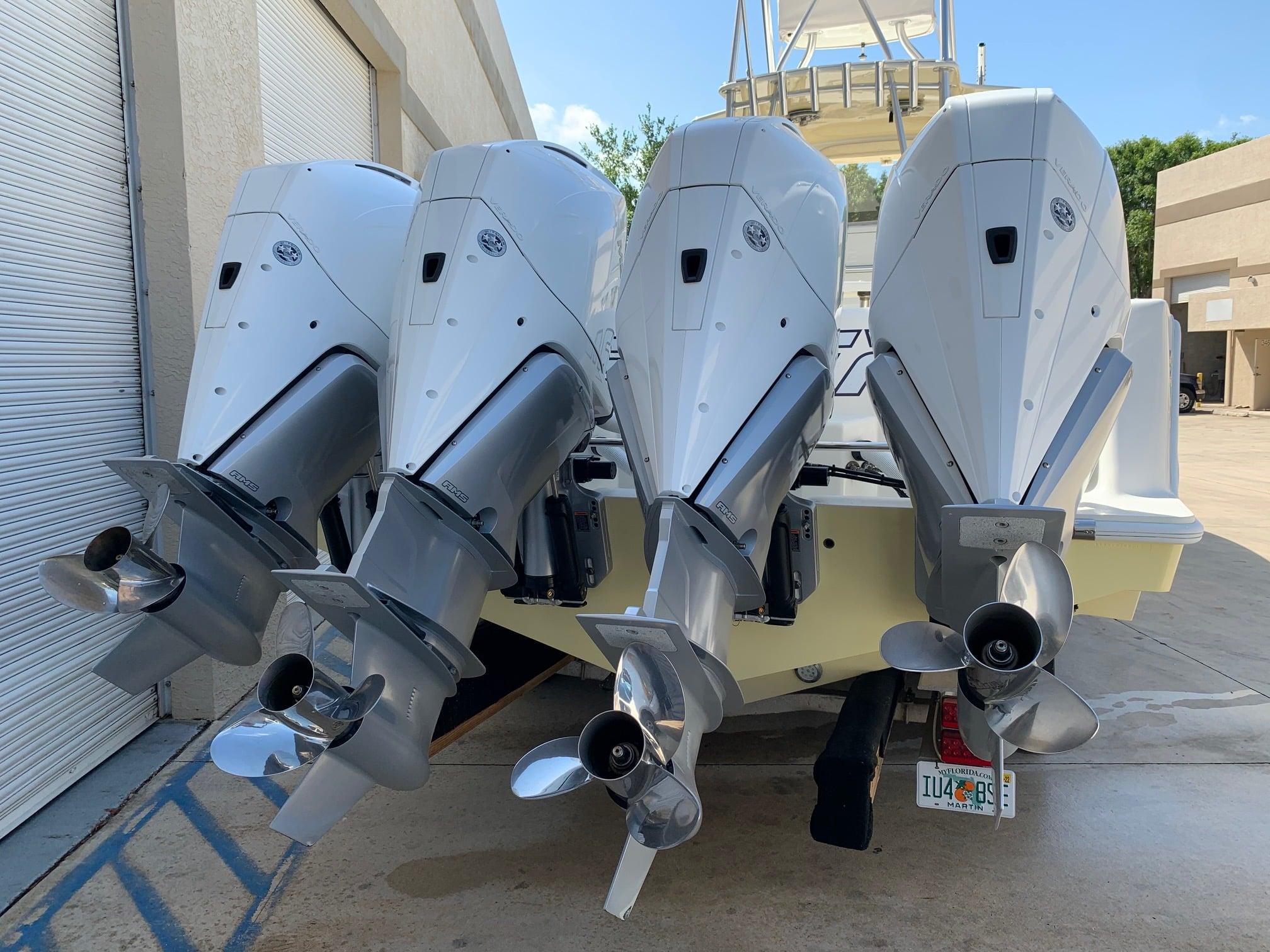 mercury marine repowers